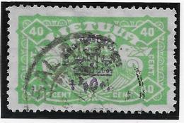 Lituanie Poste Aérienne N°38 - Oblitéré - B/TB - Lituania