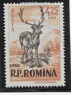 Roumanie N°1449 - Neuf * Avec Charnière - TB - Nuevos