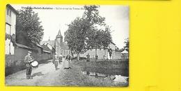 THIEULEY SAINT ANTOINE Garde Champêtre Rue Tourne Moulin (Sinet) Deux Sèvres (79) - Francia
