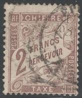 France Yvert Taxe 26 Oblit. Décentré TB Sans Défaut Cote EUR 200 (numéro Du Lot 611 AA) - Postage Due