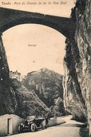 Tende Pont Du Chemin De Fer De Nice Coni - France