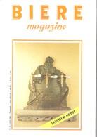 Bière Magazine-1988-Brasserie-Brouwerij-De Goude Boom-Rodenbach-Huyghe-Pub. Gueuze-Kriek Eylenbosch-Schedaal-Sommaire - Tourismus Und Gegenden