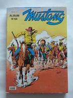 ALBUM MUSTANG N° 64  ( N° 191 à N° 193 )  TBE - Mustang