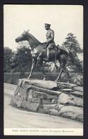 Earl Haig's Statue, Castle Esplanade Edinburgh - Patriotiques