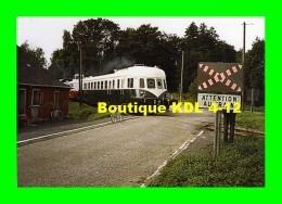 AL 375 - Autorail Renault ABJ 4 N° X 3623 Au PN 35 - RIBEMONT - Aisne 02 - CFTV - Treinen