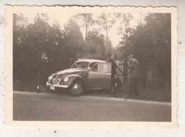 Old Timer Coccinelle VW Kever - Photo 6.5 X 9 Cm - Automobiles
