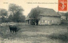 76  MESNIL RAOUL  UNE ANCIENNE FERME - Francia