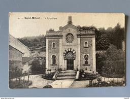SAINT MIHIEL : La Synagogue .................... 4190 - Saint Mihiel