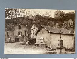SAINT MARTIN DE CASTILLON : Le Portail De La Mane .................... 4183 - Frankrijk