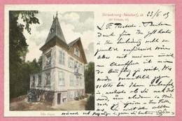 67 - STRASSBURG - STRASBOURG NEUDORF - Villa Simon - Saint Urbain N° 28 - Strasbourg