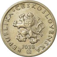 Monnaie, Tchécoslovaquie, 20 Haleru, 1938, TTB, Copper-nickel, KM:1 - Tchécoslovaquie