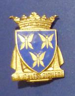 MILITARIA, INSIGNE MARINE, La Galissonniere ( Arthus Bertrand) - Marine