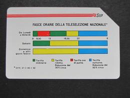ITALIA 1151 C&C - FASCE ORARIE PIKAPPA 31.12.92 LIRE 5.000 - USATA USED - Italie