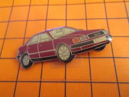 1819 PINS PIN'S / Beau Et Rare : Thème AUTOMOBILES / AUDI 100 ROUGE SANG - Audi