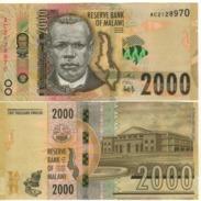MALAWI   2'000 Kwacha   Dated 1st June. 2016   P69a  UNC - Malawi