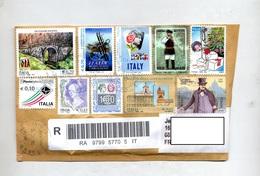 Pochette Recommandée Bel Affranchissement - Machine Stamps (ATM)