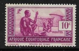 Maury 37 - 10 C Région Du Tchad - * - A.E.F. (1936-1958)