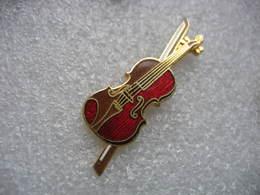 Pin's D'un Violon Et De Son Archet - Music