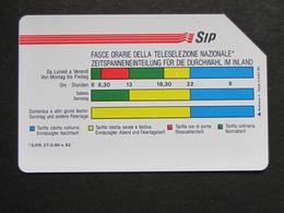 ITALIA 1159 C&C - FASCE ORARIE AA MANTEGAZZA 31.12.92 LIRE 5.000 - USATA USED - Italie