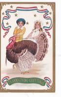 THANKSGIVING(CARTE GAUFREE) - Thanksgiving