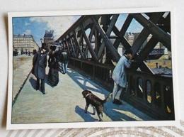 CAILLEBOTTE GUSTAVE.... LE PONT DE L'EUROPE - Paintings