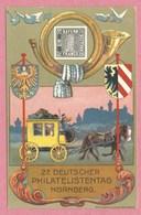 Ganzsache - Entier Postal - NURNBERG - 27. Deutscher Philatelistentag - Deutsches Reich 30 Pfennig - Germany
