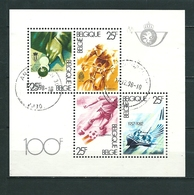 [2071] Blok 58 Gestempeld - Blocks & Sheetlets 1962-....