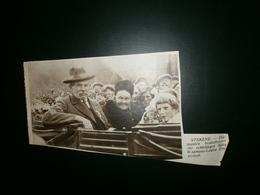 STEKENE. Bruiloftsfeest Waumans-Emmancel. - Historische Dokumente