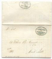 REPUBBLICA ROMANA - DA MONTECOSARO A MONTE SANTO - 15.5.1849. - Italia