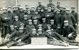 N°642 T -carte Photo 23è Colonial -25è Compagnie 3è Section- Montrouge- - Regiments