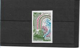 FRANCE Non Dentelé N°2006 Neuf** - SUP - - Imperforates
