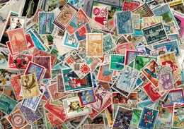 Timbres Tous Pays Env. 50 Grs - Lots & Kiloware (mixtures) - Max. 999 Stamps