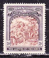 Trinidad 1879-2 P. Colombo -Nuovo MLH - Trinidad & Tobago (...-1961)