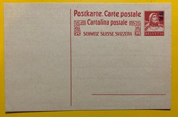 9660 -  Entier Postal Tell 20 Sur 25 Rouge Neuf - Entiers Postaux