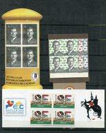 ESPAÑA  Carnét  Promoción De La Filatelia  2016-17-18-19 - 1931-Hoy: 2ª República - ... Juan Carlos I