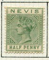16077 NEVIS Collection Vendue Par Page N°23(*)  1883  TB - Stamps
