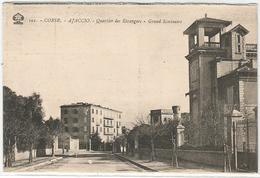 CORSE CPA  AJACCIO - Quartier Des Etrangers - Grand Séminaire - Ajaccio