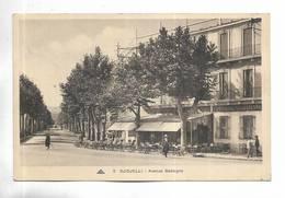 ALGERIE - DJIDJELLI -  Avenue Gadaigne - Carte  Pas Courante - Algeria