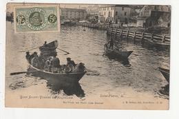 SAINT PIERRE ET MIQUELON - UN COIN DU PORT (LES DORYS) - Saint-Pierre-et-Miquelon
