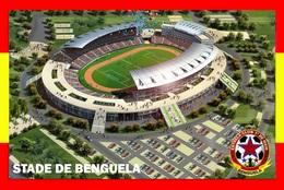 CP.STADE DE FOOTBALL. BENGUELA  ANGOLA  STADE  DE  BENGUELA    # CS. 440 - Voetbal