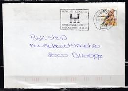 Brief Van Brugge X Naar Brugge Memling Expositie - Belgique