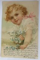 Kinder, Mode, Blumen,  1900 ♥ (43438) - Enfants