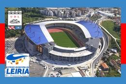 CP.STADE DE FOOTBALL. LEIRIA   PORTUGAL  ESTADIO DR. MAGALHAES PESSOA  # CS. 445 - Fútbol
