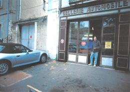 Aude NARBONNE René Moral Sellier Sellerie Automobile 3 Bd Marcel Sembat-Décembre 2000 Métier(auto Voiture BMW) PRIX FIXE - Narbonne