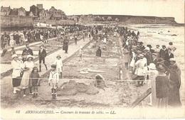 Dépt 14 - ARROMANCHES - Cncours De Travaux De Sable - (LL N° 48) - Châteaux De Sable - Arromanches