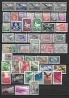 EUROPE - 1925 à 1945  - 11 Pays - 75 Timbres (dont Séries) **  - Cote YT : 85 Euros - Autres - Europe