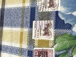 USA AUTO ANTICHE 1 VALORE - Stamps