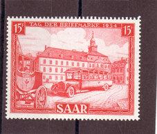 Saarland, Nr. 349** ( T 13017) - Ongebruikt