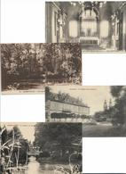 GERBEVILLER -  Le Château- Lot De 8 Cartes Anciennes - Gerbeviller