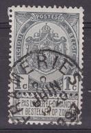 N° 53 FRAMERIES - 1893-1907 Coat Of Arms